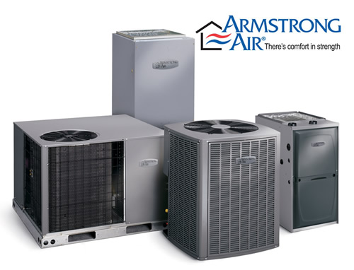 Armstrong Air, Heat Pumps, Gas Furnace, Air Conditioners, and Package Units