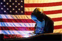 flag welder