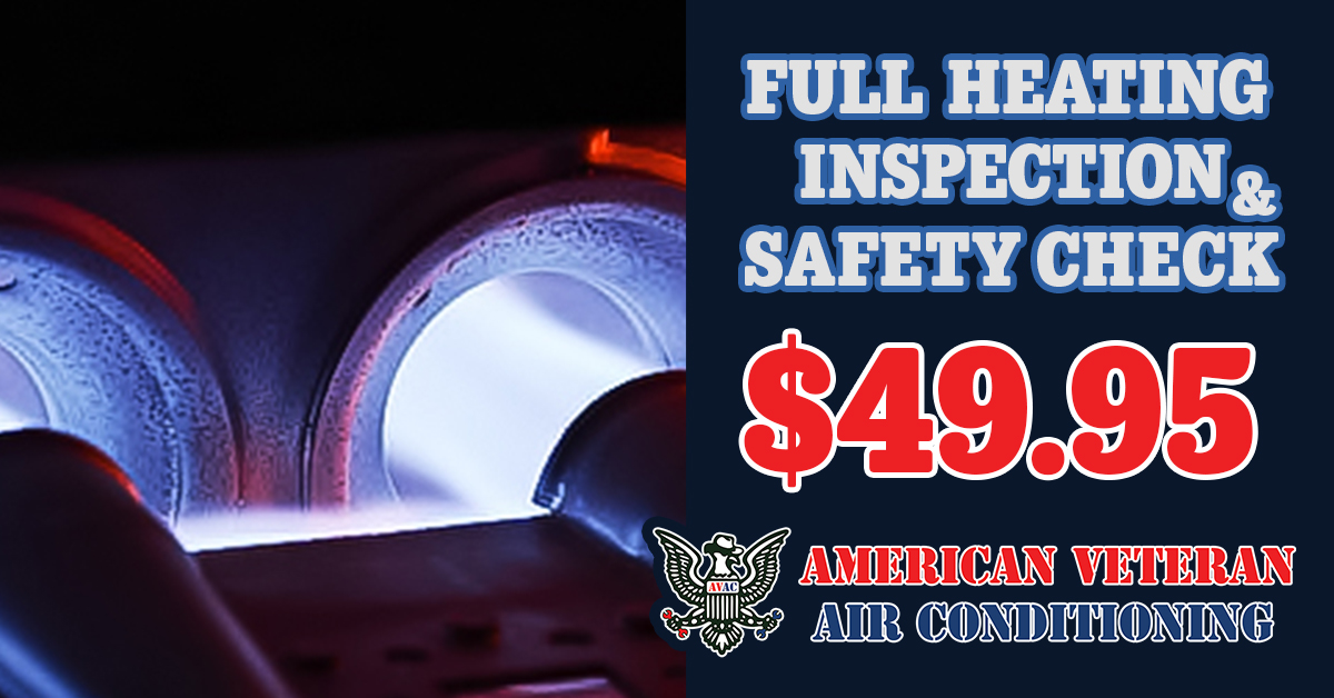 Full Heating Inspection and Safety Check